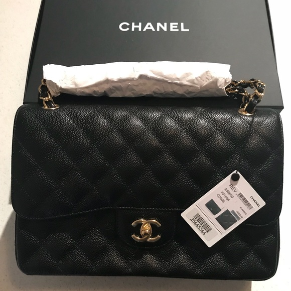 207bcfc0496c Chanel Large Classic Handbag